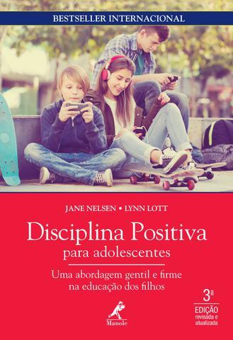 Imagem de Livro - Disciplina positiva para adolescentes