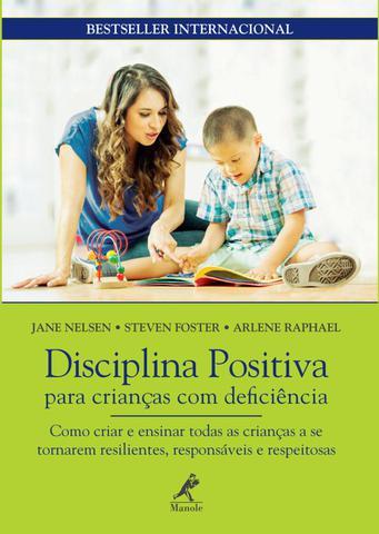 Imagem de Livro - Disciplina positiva para crianças com deficiência