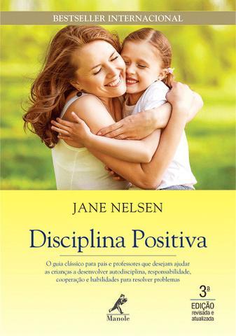 Imagem de Livro - Disciplina positiva