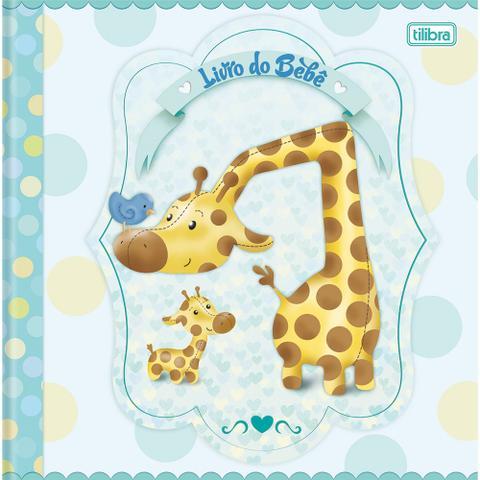 Imagem de Livro do Bebê 34 Folhas Boys - Tilibra