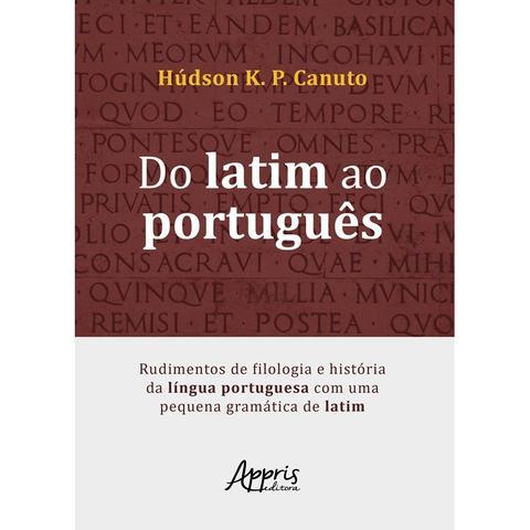 Imagem de Livro - Do Latim ao Português - Canuto