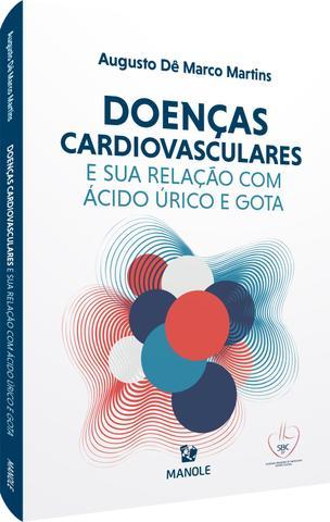 Imagem de Livro - Doenças cardiovasculares e sua relação com ácido úrico e gota