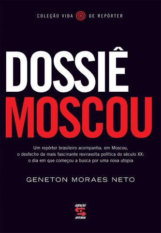 Imagem de Livro - Dossiê Moscou