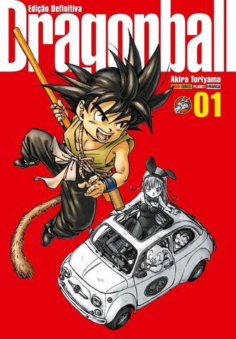 Imagem de Livro - Dragon Ball Edição Definitiva Vol. 1