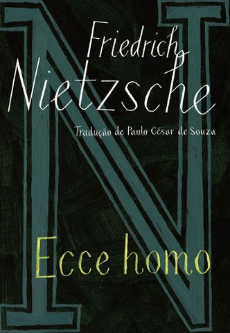 Imagem de Livro - Ecce Homo