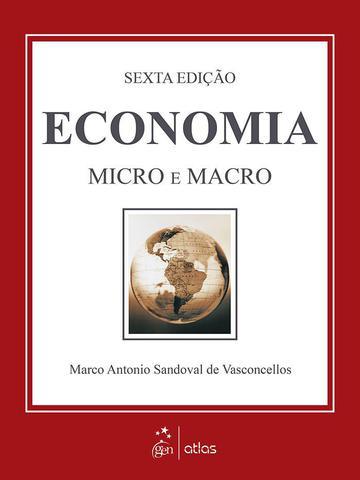 Imagem de Livro - Economia: Micro E Macro