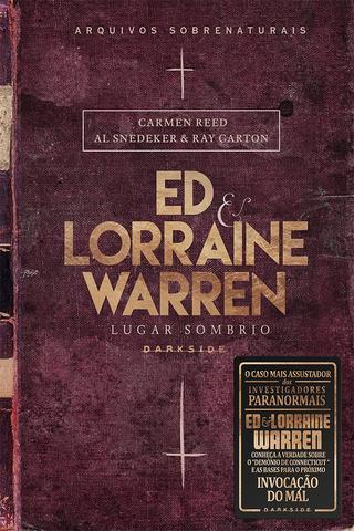 Imagem de Livro - Ed & Lorraine Warren: Lugar Sombrio