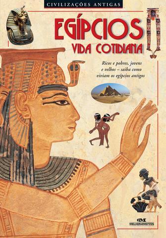 Imagem de Livro - Egípcios