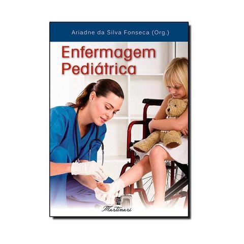 Imagem de Livro - Enfermagem Pediátrica - Fonseca