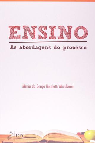 Imagem de Livro - Ensino: As Abordagens do Processo
