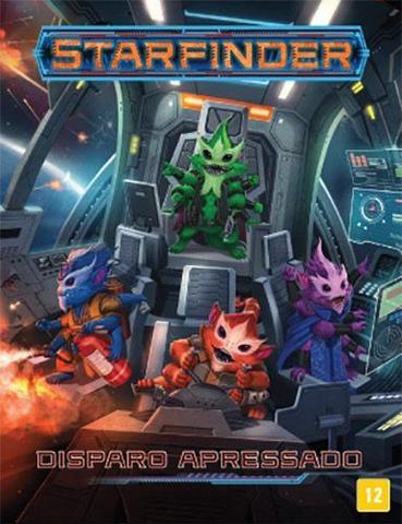 Imagem de Livro - Escudo do Mestre + Aventura - Starfinder