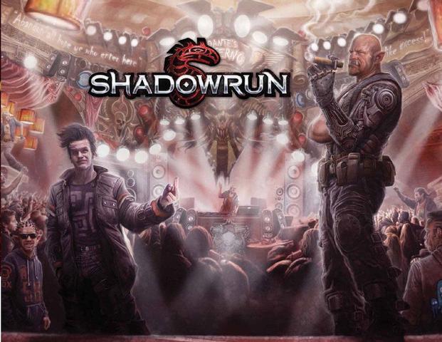 Imagem de Livro - Escudo do Mestre - Shadowrun