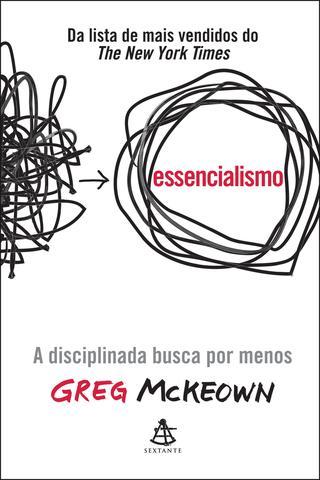Imagem de Livro - Essencialismo