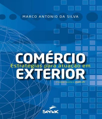 Imagem de Livro - Estratégias para atuação em comércio exterior
