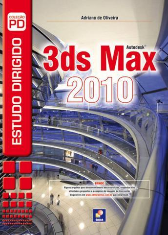 Imagem de Livro - Estudo dirigido: 3ds Max 2010