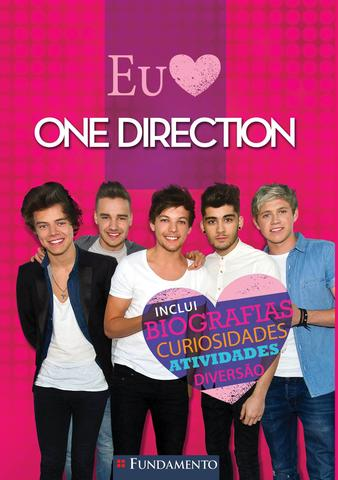 Imagem de Livro - Eu Amo One Direction