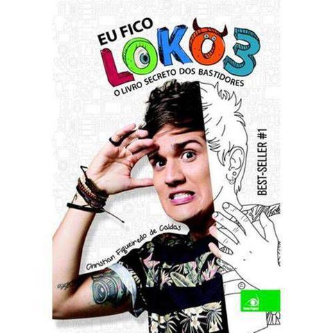 Imagem de Livro - Eu fico loko 3