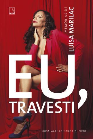 Imagem de Livro - Eu, travesti