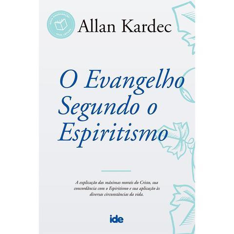 Imagem de Livro - Evangelho Segundo o Espiritismo (O)
