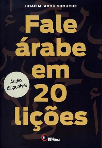 Imagem de Livro - Fale árabe em 20 lições