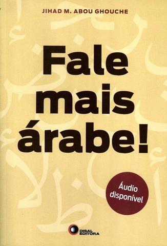 Imagem de Livro - Fale mais árabe!