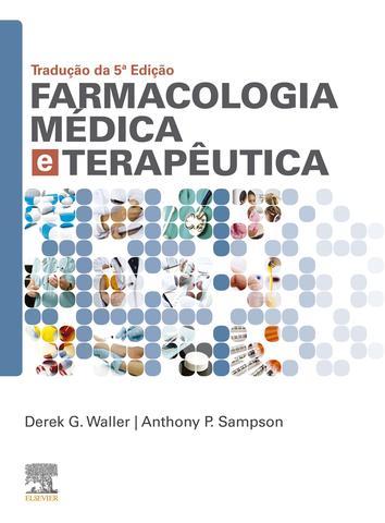 Imagem de Livro - Farmacologia Médica e Terapêutica