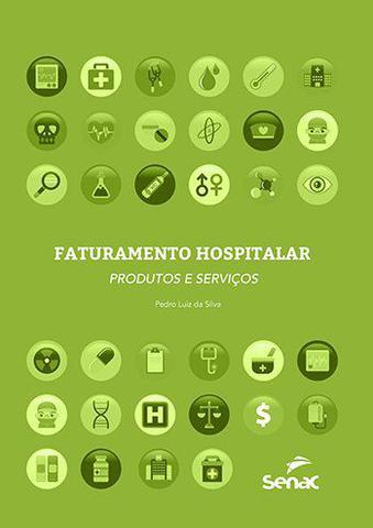 Imagem de Livro - Faturamento hospitalar