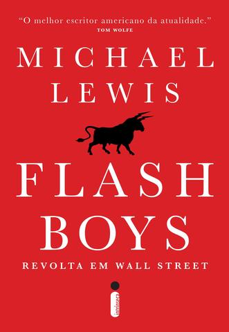 Imagem de Livro - Flash Boys