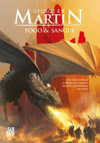 Imagem de Livro - Fogo & Sangue – Volume 1