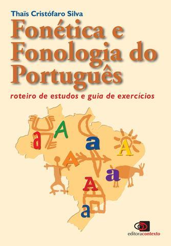 Imagem de Livro - Fonética e fonologia do português