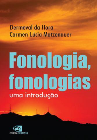 Imagem de Livro - Fonologia, fonologias