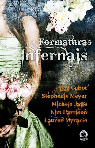 Imagem de Livro - Formaturas infernais