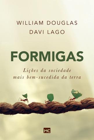 Imagem de Livro - Formigas