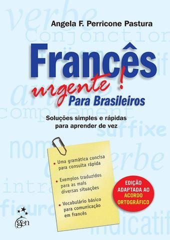 Imagem de Livro - Francês urgente! Para brasileiros
