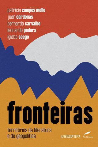 Imagem de Livro - Fronteiras