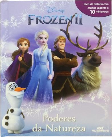 Imagem de Livro - Frozen 2