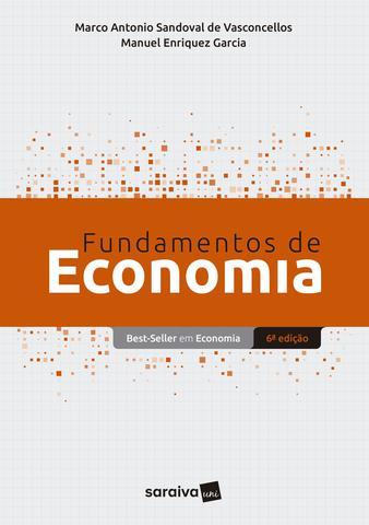 Imagem de Livro - Fundamentos de economia