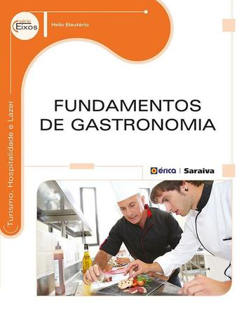 Imagem de Livro - Fundamentos de gastronomia