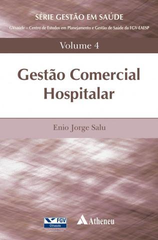 Imagem de Livro - Gestão comercial hospitalar