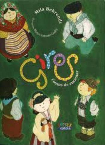Imagem de Livro - Giros: contos de encantar