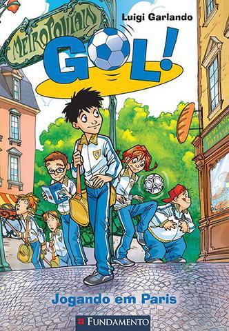 Imagem de Livro - Gol - Jogando Em Paris