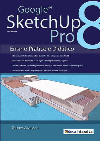 Imagem de Livro - Google SketchUp Pro 8