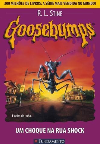 Imagem de Livro - Goosebumps 18 - Um Choque Na Rua Shock