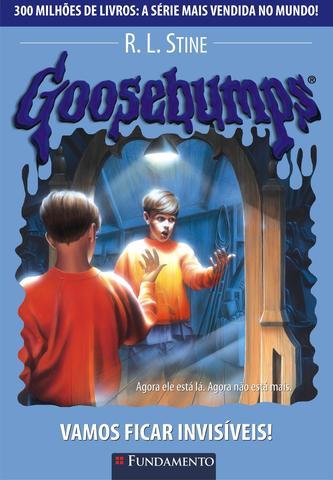 Imagem de Livro - Goosebumps 19 - Vamos Ficar Invisíveis