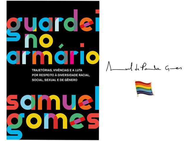 Imagem de Livro Guardei no Armário Samuel Gomes