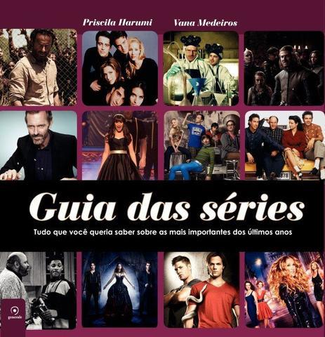 Imagem de Livro - Guia das séries