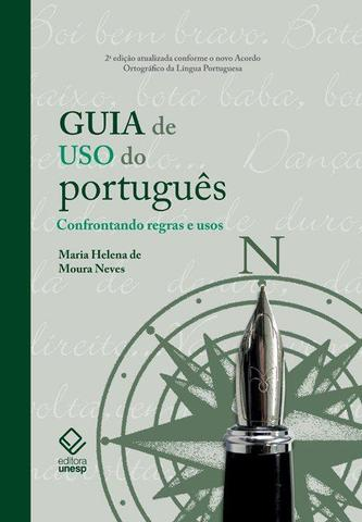 Imagem de Livro - Guia de uso do português