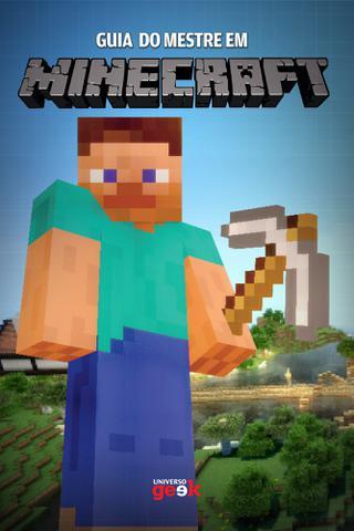 Imagem de Livro - Guia do mestre em Minecraft (Pocket)