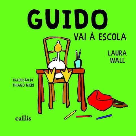 Imagem de Livro - Guido vai a escola