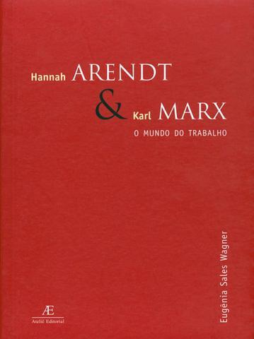 Imagem de Livro - Hannah Arendt & Karl Marx